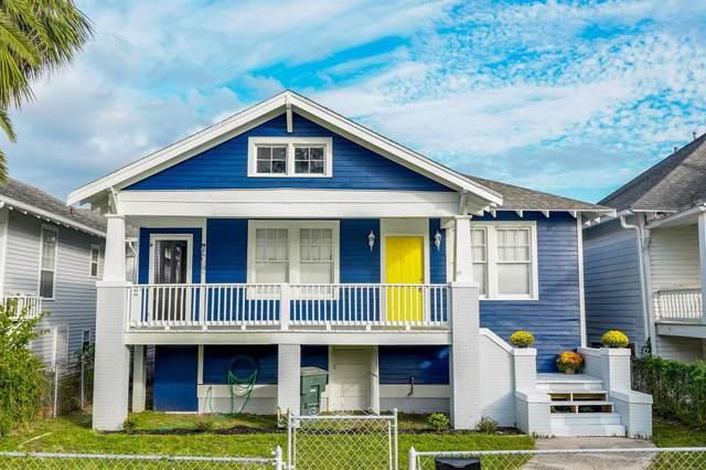 826 Winnie Street, Galveston, TX 77550 (MLS #37388372) :: The SOLD by George Team