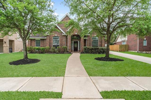 4710 Huntwood Hills Lane, Katy, TX 77494 (MLS #37389031) :: Connell Team with Better Homes and Gardens, Gary Greene