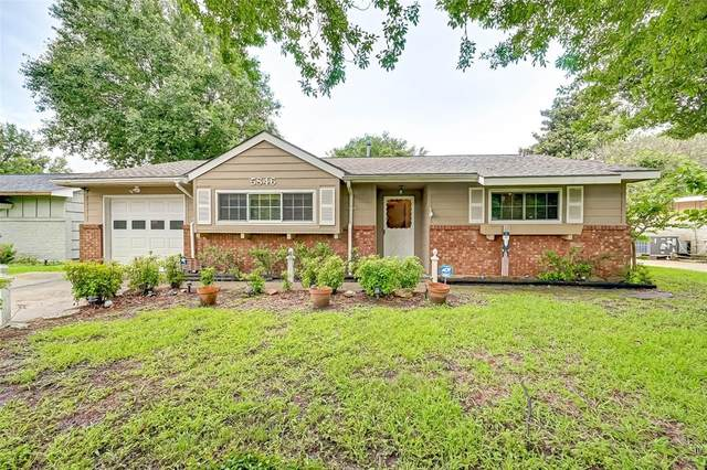 5846 Willow Oak Drive, Houston, TX 77092 (MLS #37397980) :: The SOLD by George Team