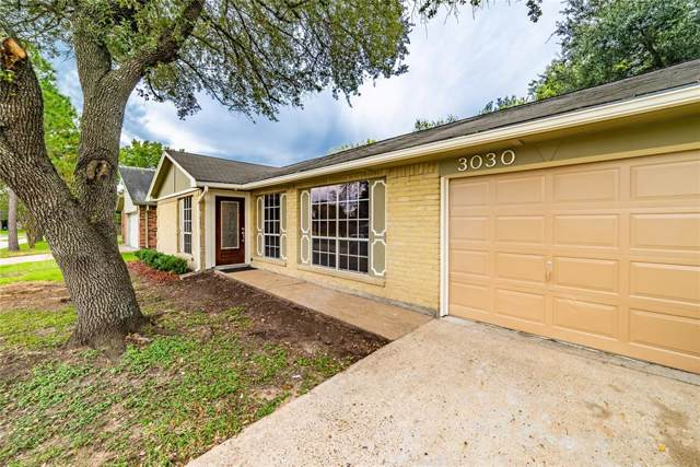 3030 Helmsley Drive, Pearland, TX 77584 (MLS #37400234) :: Phyllis Foster Real Estate