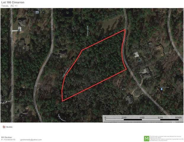 Lot 166 Cimmaron, Stagecoach, TX 77355 (MLS #37401412) :: The Home Branch