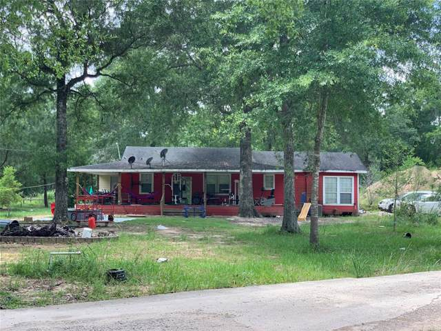 650 Our Road, Shepherd, TX 77371 (MLS #3740147) :: Texas Home Shop Realty