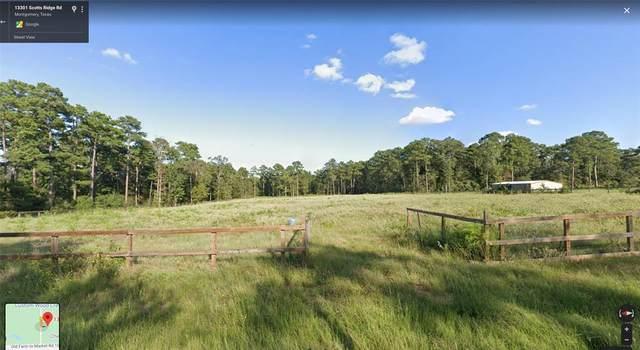 13386 Scotts Ridge Rd, Montgomery, TX 77356 (MLS #37405656) :: The Heyl Group at Keller Williams