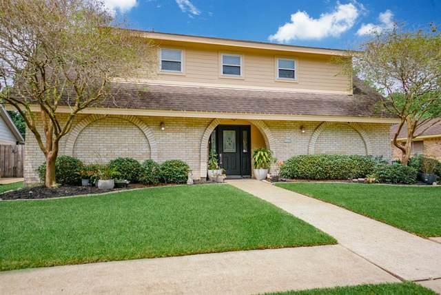 3002 Shady Creek Drive, Pearland, TX 77581 (MLS #37407959) :: Ellison Real Estate Team
