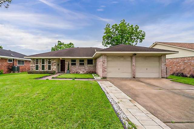 10115 Kirkdale Drive, Houston, TX 77089 (MLS #37410948) :: The SOLD by George Team