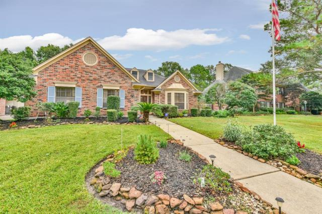 3110 Woodland View Drive, Houston, TX 77345 (MLS #37419209) :: The Bly Team