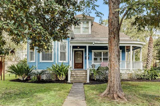 121 E 18th Street, Houston, TX 77008 (MLS #3742892) :: Lerner Realty Solutions