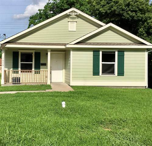 1009 Roosevelt, La Marque, TX 77568 (MLS #3743129) :: Ellison Real Estate Team