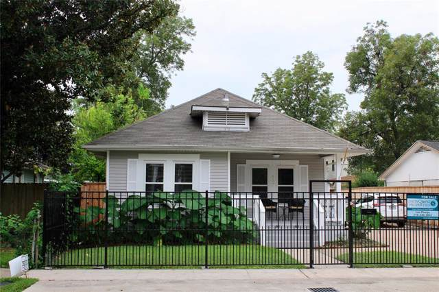 832 E 26th Street, Houston, TX 77009 (MLS #37437400) :: Texas Home Shop Realty