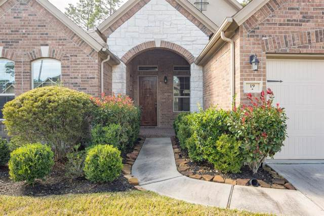 19 Garden Path Place, The Woodlands, TX 77375 (MLS #37444262) :: Ellison Real Estate Team