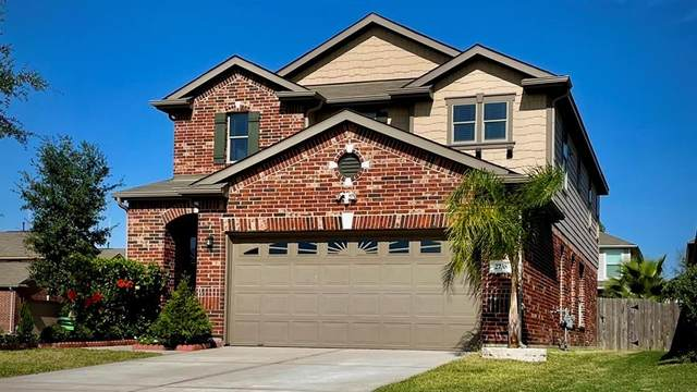 2738 Volute Court, Houston, TX 77038 (MLS #37449824) :: The Freund Group