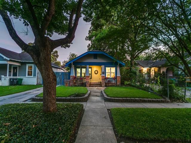 4508 Rusk Street, Houston, TX 77023 (MLS #37451179) :: My BCS Home Real Estate Group