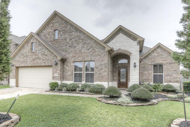 4409 W Maple Drive, Friendswood, TX 77546 (MLS #3745132) :: Christy Buck Team