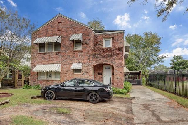 1623 Bonnie Brae Street, Houston, TX 77006 (MLS #37453614) :: The Queen Team
