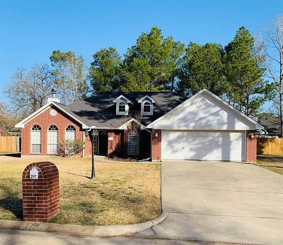 210 Hunters Glen Drive, Lufkin, TX 75904 (MLS #37454965) :: Michele Harmon Team