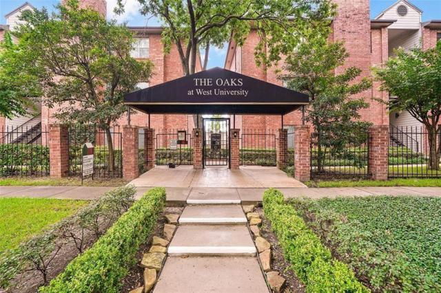 4041 Law Street #511, Houston, TX 77005 (MLS #37458684) :: The Sansone Group