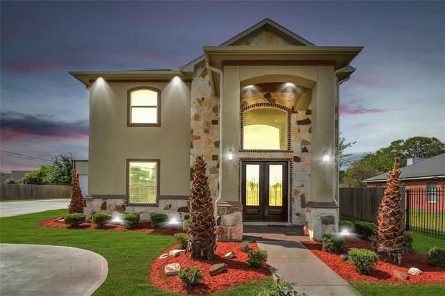 8201 W Tidwell Road, Houston, TX 77040 (MLS #37463248) :: My BCS Home Real Estate Group