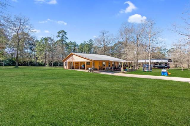 941 Roscoe, Livingston, TX 77351 (MLS #37470580) :: The SOLD by George Team