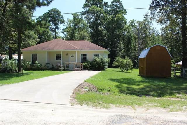 144 Pine Needle Street, Onalaska, TX 77360 (MLS #3747515) :: The SOLD by George Team
