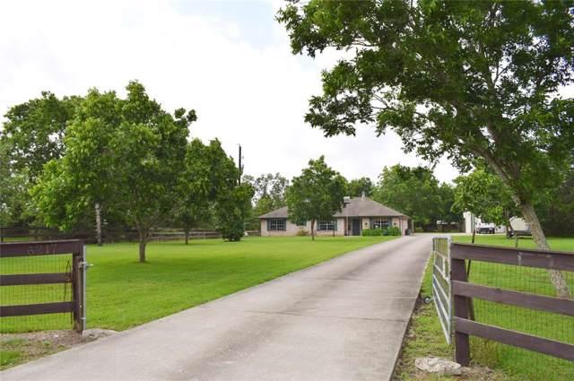 6217 Fm 2004 Road, Hitchcock, TX 77563 (MLS #37482660) :: Texas Home Shop Realty