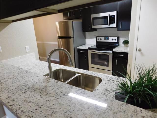 8100 Cambridge Street #128, Houston, TX 77054 (MLS #37485195) :: Texas Home Shop Realty