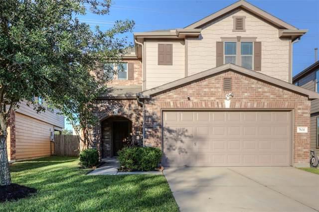 7631 Cocobola Lane, Cypress, TX 77433 (MLS #37488891) :: TEXdot Realtors, Inc.