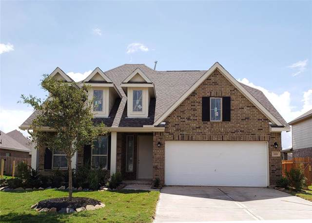 2211 Opal Field Lane, Rosenberg, TX 77469 (MLS #37490681) :: Green Residential