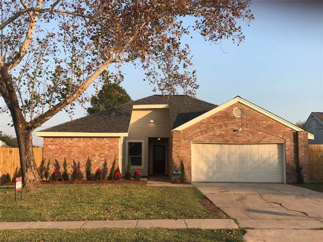 11703 Mulholland Drive, Houston, TX 77477 (MLS #37497834) :: The SOLD by George Team