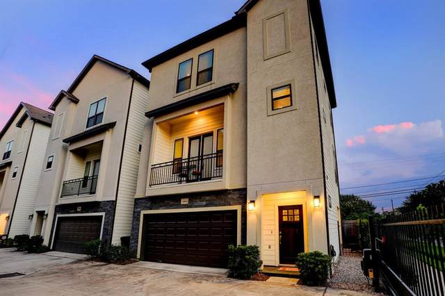 2502 Beall Street A, Houston, TX 77008 (MLS #37538560) :: The SOLD by George Team