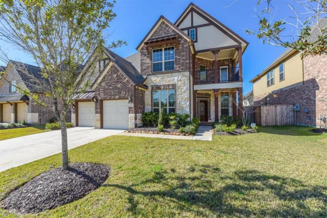 3504 Sunburst Creek Lane, Pearland, TX 77584 (MLS #37542730) :: The Sansone Group