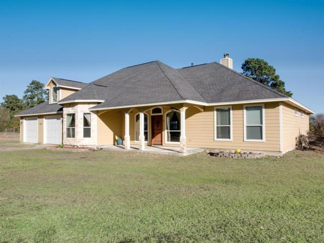 450 Morgan Road, Bedias, TX 77831 (MLS #37543237) :: The SOLD by George Team