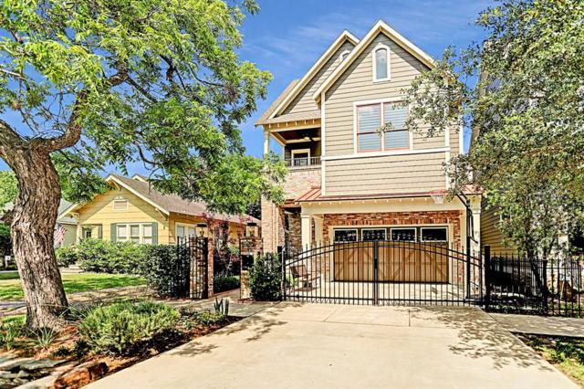 1020 Rutland Street, Houston, TX 77008 (MLS #3754543) :: Oscar Fine Properties