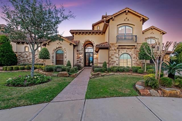 20 Sunset Park Lane, Sugar Land, TX 77479 (MLS #37546944) :: Caskey Realty