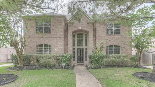 2518 Princeton Drive, Pearland, TX 77584 (MLS #37558001) :: The SOLD by George Team