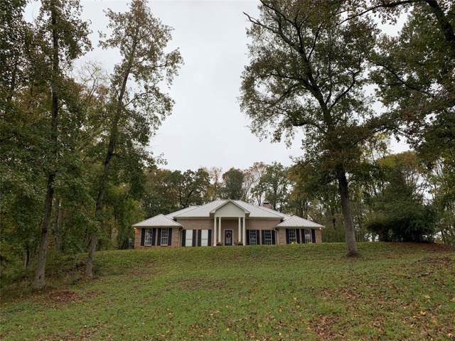 1197 County Road 839, Nacogdoches, TX 75964 (MLS #37561878) :: The SOLD by George Team