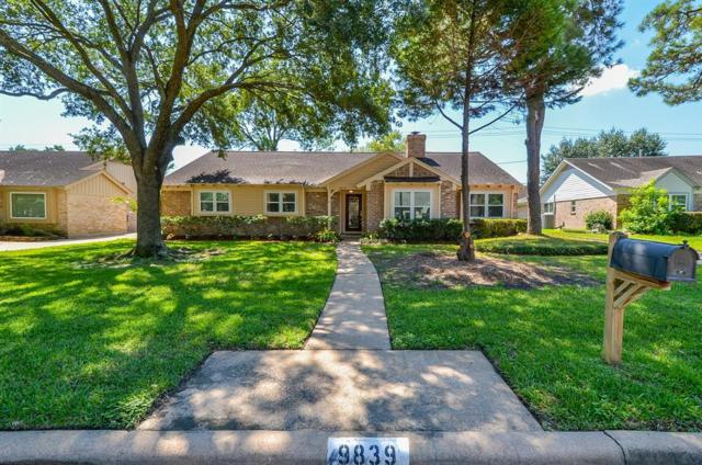 9839 Canoga Lane, Houston, TX 77080 (MLS #37575372) :: Caskey Realty