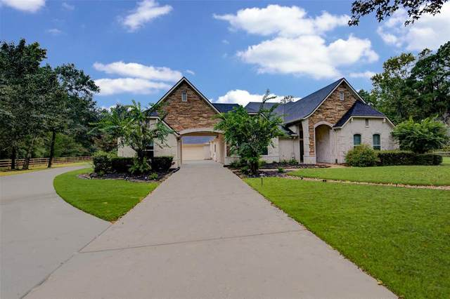 31203 Edgewater Drive, Magnolia, TX 77354 (MLS #37578067) :: All Cities USA Realty