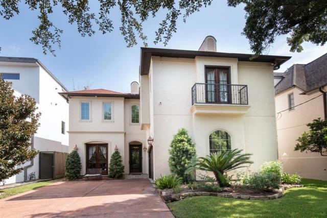 3829 Oberlin Street, West University Place, TX 77005 (MLS #3758451) :: The Kevin Allen Jones Home Team