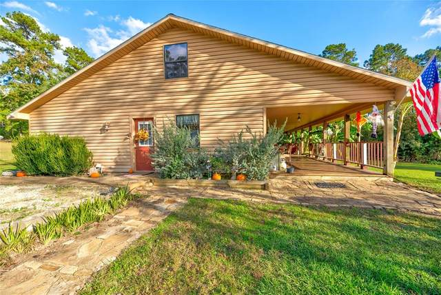 189 Woodlake Cove Drive, Livingston, TX 77351 (MLS #37585574) :: Guevara Backman