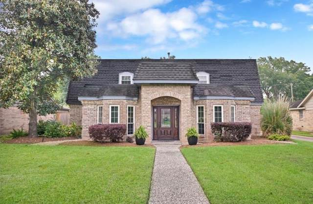 15818 Lakeview Drive, Jersey Village, TX 77040 (MLS #37591137) :: The Queen Team