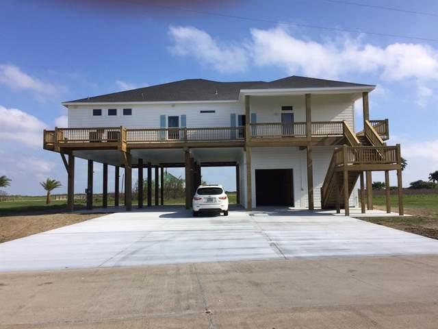 4420 Hatteras Drive, Port Bolivar, TX 77650 (MLS #37633951) :: Texas Home Shop Realty