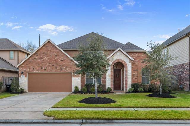 20135 Cascading Falls Boulevard, Cypress, TX 77433 (MLS #37641373) :: The Home Branch
