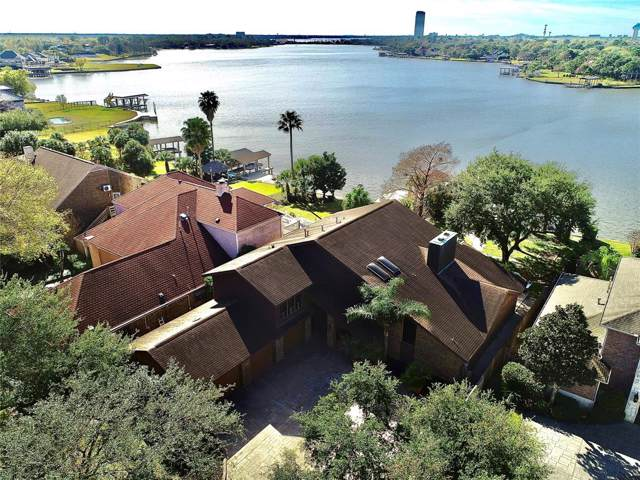 1707 Lake Arbor Drive, El Lago, TX 77586 (MLS #37646343) :: Bay Area Elite Properties