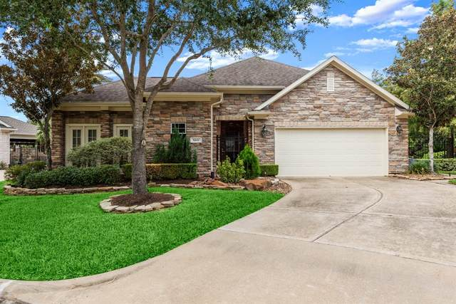 5202 Colonial Park Lane, Katy, TX 77494 (MLS #37648857) :: The Freund Group