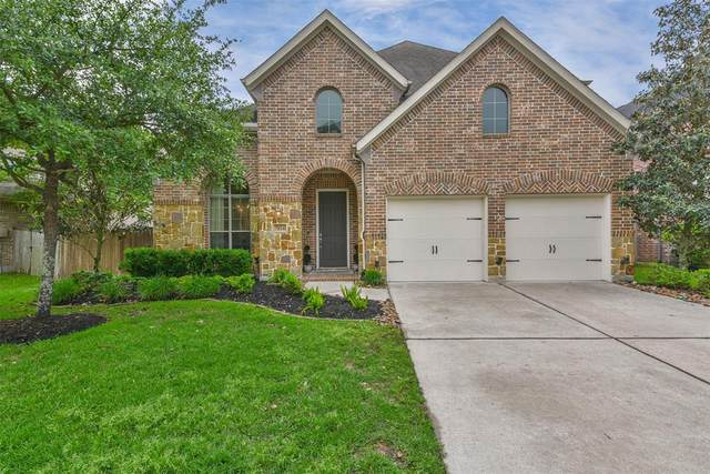 7014 Sanders Hill Lane, Humble, TX 77396 (MLS #37651133) :: The Bly Team