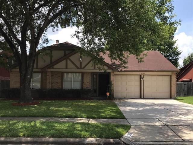130 Ambershadow Drive, Houston, TX 77015 (MLS #37652645) :: The Heyl Group at Keller Williams