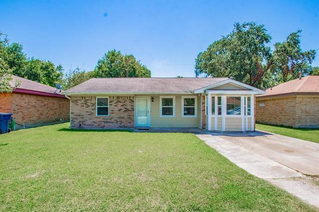 2313 30th Avenue N, Texas City, TX 77590 (MLS #3766071) :: The SOLD by George Team
