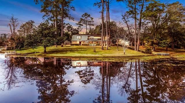 611 Cypress Bend Drive, Village Mills, TX 77663 (MLS #37664207) :: Bray Real Estate Group