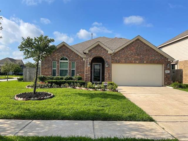13003 Lily Crest Lane, Tomball, TX 77377 (#37677698) :: ORO Realty
