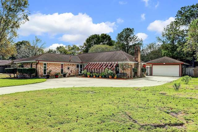 908 Merriewood Drive, Friendswood, TX 77546 (MLS #37681922) :: The Home Branch